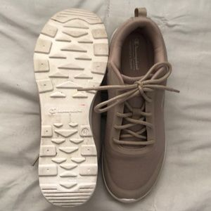 Champion Shoes - Beige Champion memory foam sneakers